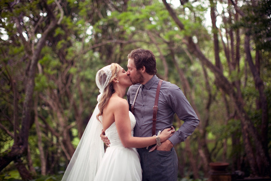 eclectic byron bay wedding0050 Bel and Dodges Eclectic Hinterland Wedding