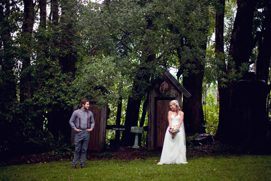 eclectic byron bay wedding0053 Bel and Dodges Eclectic Hinterland Wedding
