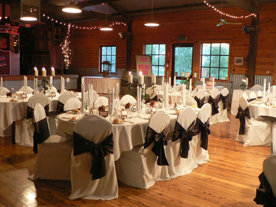 emerald bank woolshed1 Rustic Wedding Venues In Victoria