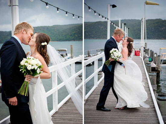 2 Rebecca and Damiens Relaxed Palm Beach Wedding