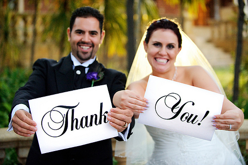 Image used on our Thank You cards
