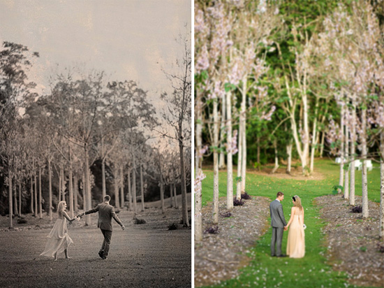 Chic Noosa Wedding Laura Jacob0a Laura and Jacobs Chic Noosa Wedding
