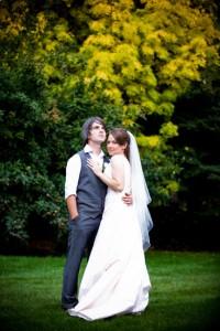 Delightful Garden Wedding Joylee James0 (3)