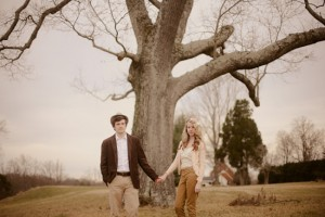 Peachy Sweet Engagement Shoot001