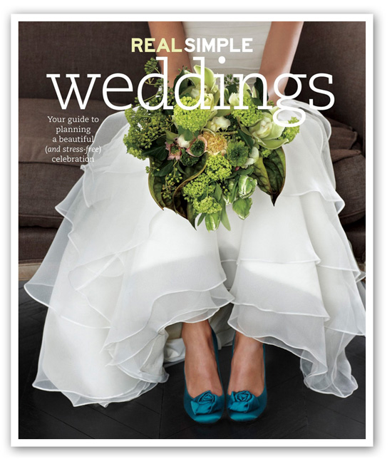 Real Simple Weddings Magazine 2011 Real Simple Weddings Magazine 2011