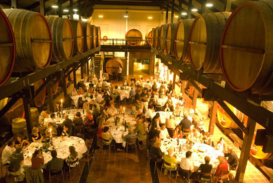 The Great Cask Hall Hope Estate Hunter Winery Rustic Wedding Venues In NSW & ACT