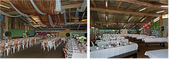barn wedding Rustic Wedding Venues In NSW & ACT
