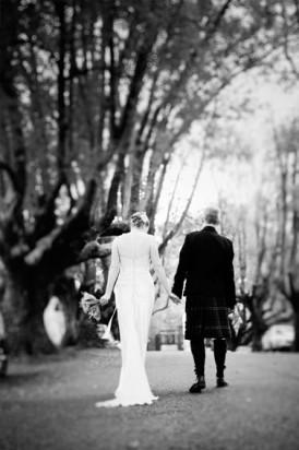 black and white brisbane wedding