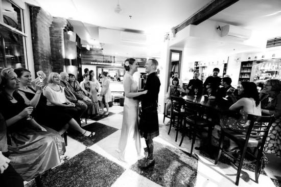 eves restaurant wedding