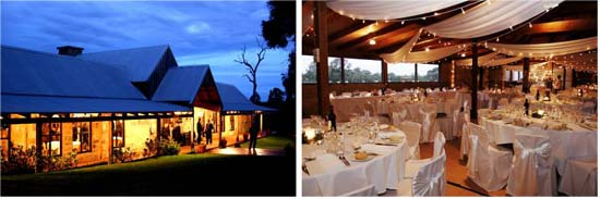 peppers creek barrel room1 Rustic Wedding Venues In NSW & ACT