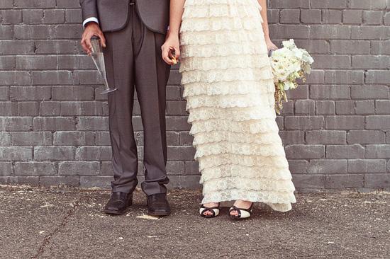 sydney retro wedding005 Kate and Matts Sydney Retro Inspired Wedding