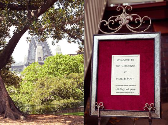 sydney retro wedding011 Kate and Matts Sydney Retro Inspired Wedding
