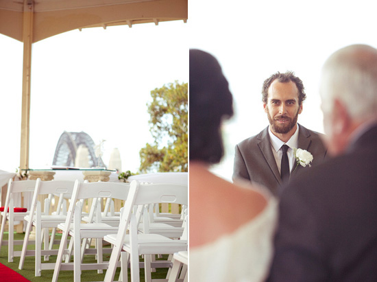 sydney retro wedding012 Kate and Matts Sydney Retro Inspired Wedding