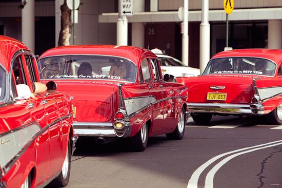 sydney retro wedding027 Kate and Matts Sydney Retro Inspired Wedding