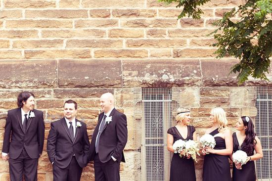sydney retro wedding029 Kate and Matts Sydney Retro Inspired Wedding
