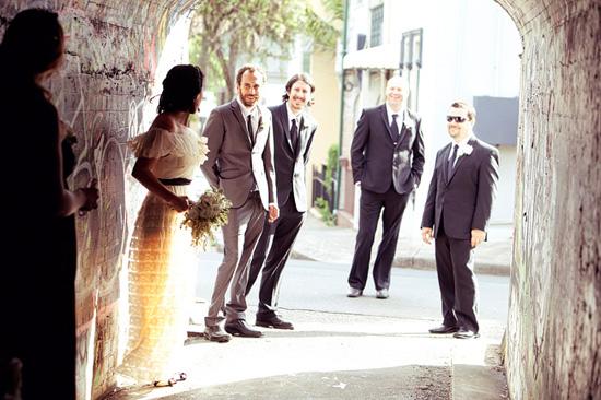sydney retro wedding031 Kate and Matts Sydney Retro Inspired Wedding