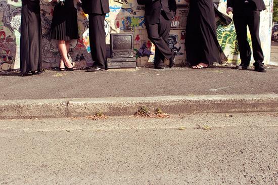 sydney retro wedding032 Kate and Matts Sydney Retro Inspired Wedding