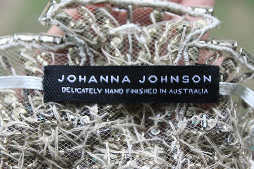 Johanna Johnson Handmade in Australia
