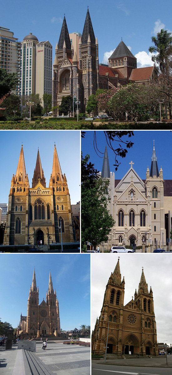 Cathedral Wedding In Australia Royal Wedding Style Inspiration