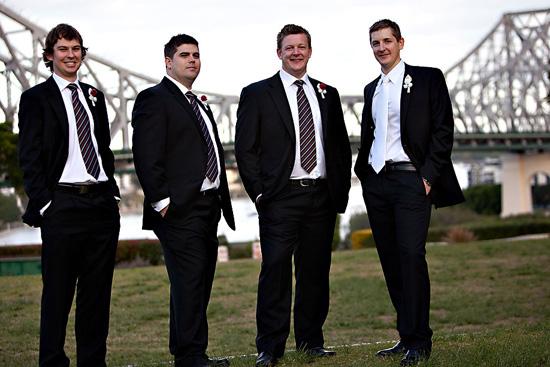 Classic Brisbane Wedding093 Sarah and Rogers Stylish Brisbane Wedding