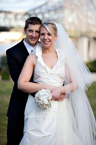 Classic Brisbane Wedding096 Sarah and Rogers Stylish Brisbane Wedding
