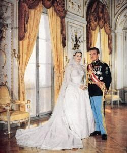 Grace Kelly to Prince Rainier III