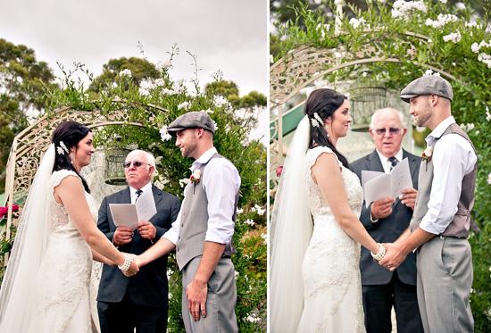 Vintage Inspired Australian Wedding 17 Sigourney and Andrews Vintage Inspired Australian Wedding