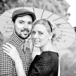 Vintage Inspired Engagement Session027