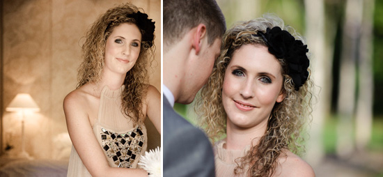 very curly wedding hairstyle Wedding Hair Inspiration Elegant Down Hair Styles