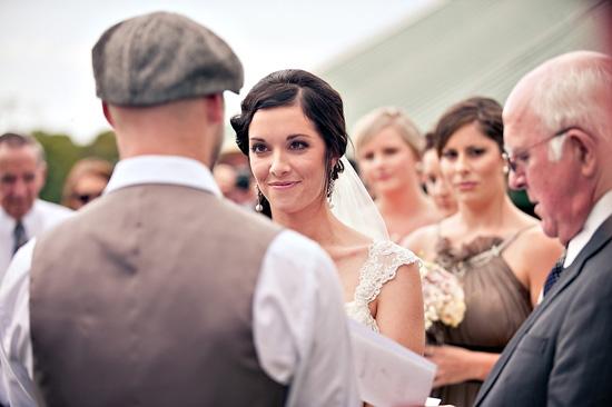vintage inspired australian wedding018 Sigourney and Andrews Vintage Inspired Australian Wedding