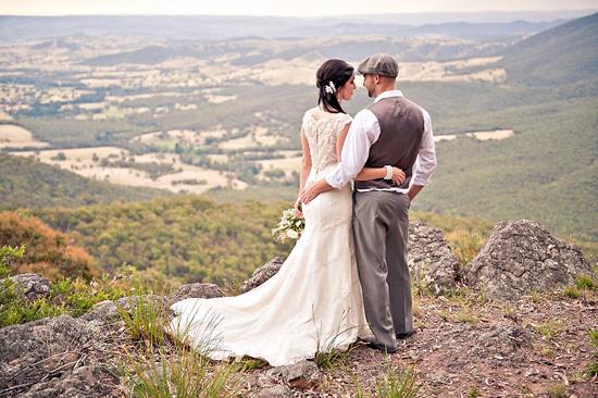 vintage inspired australian wedding030 Sigourney and Andrews Vintage Inspired Australian Wedding