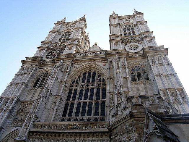 westminster abbey Royal Wedding Style Inspiration