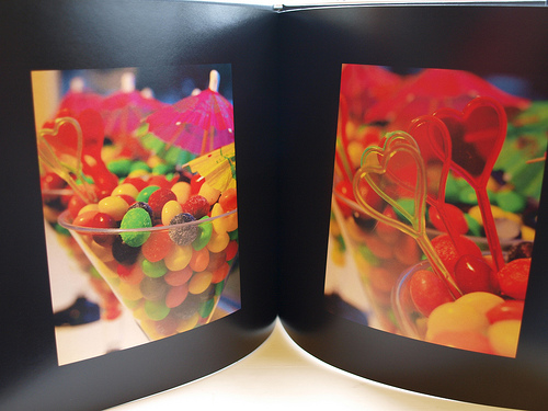 Blurb photobook - e-party lollies