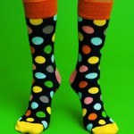 Polka-Dot-Socks