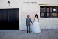 Sara and Nima's Simple Melbourne Wedding   Polka Dot Bride