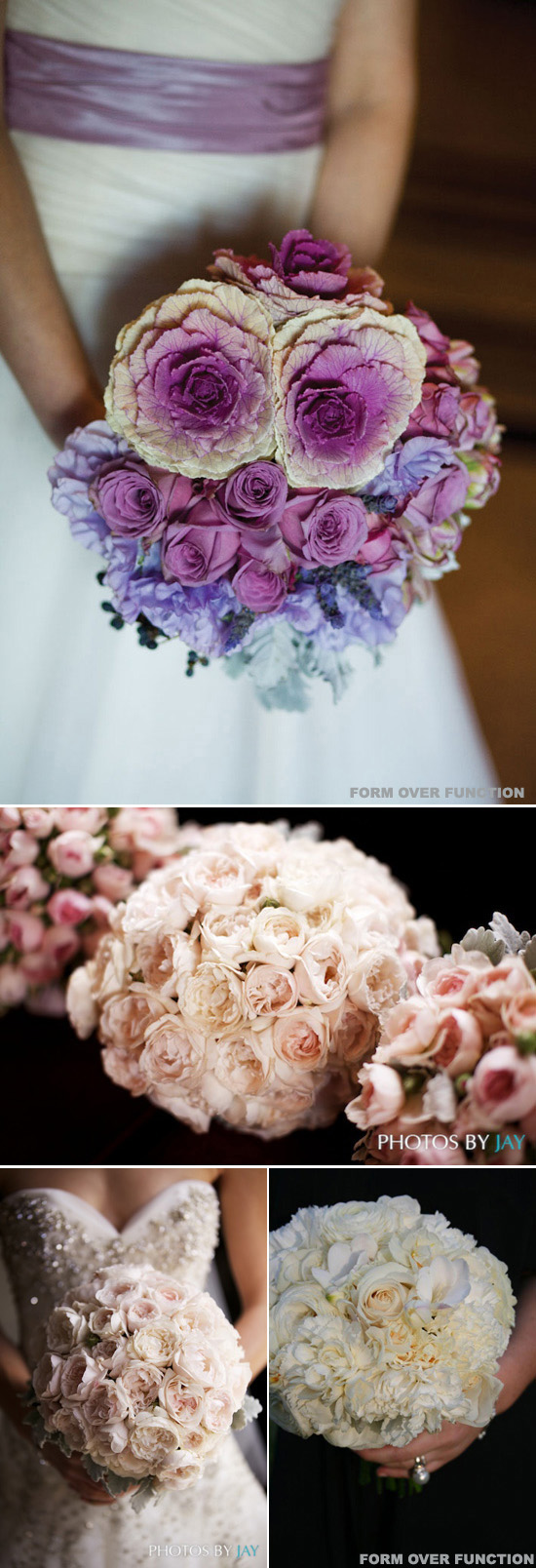 Beautiful fragrant wedding bouquets copy Beautiful Smelling Flowers And Blooms