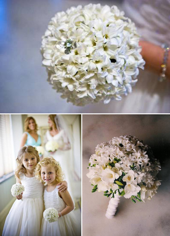 Fragrant Bridal Bouquets Beautiful Smelling Flowers And Blooms