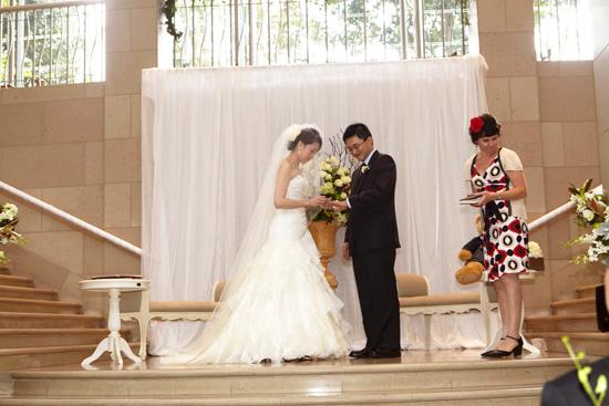 Modern Elegance Sydney Wedding008 Amy and Hongs Modern Sydney Wedding