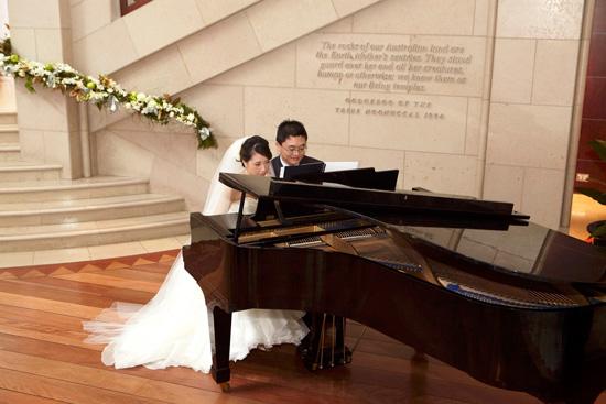 Modern Elegance Sydney Wedding010 Amy and Hongs Modern Sydney Wedding