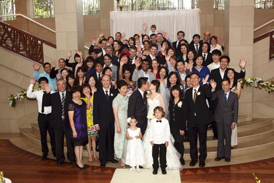 Modern Elegance Sydney Wedding013 Amy and Hongs Modern Sydney Wedding