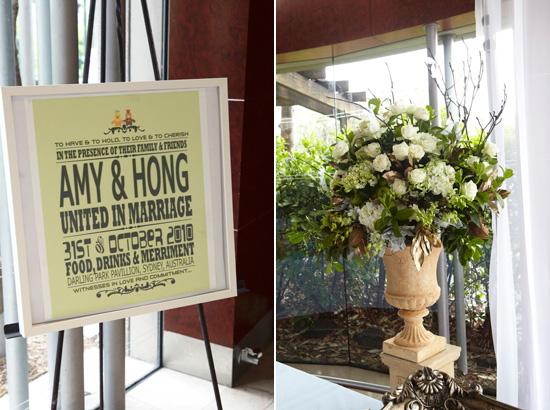 Modern Elegance Sydney Wedding044 Amy and Hongs Modern Sydney Wedding