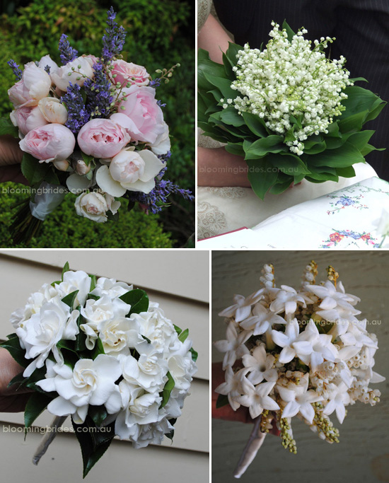 fragrant wedding bouquets Beautiful Smelling Flowers And Blooms