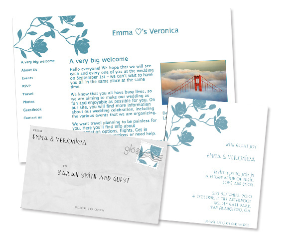 Wedding Invites Email: 7 Reasons To Consider Email Wedding Invitations