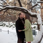 New York Winter Engagement001