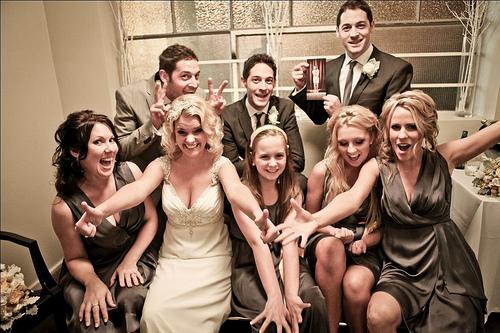 Bridal Suite Fun