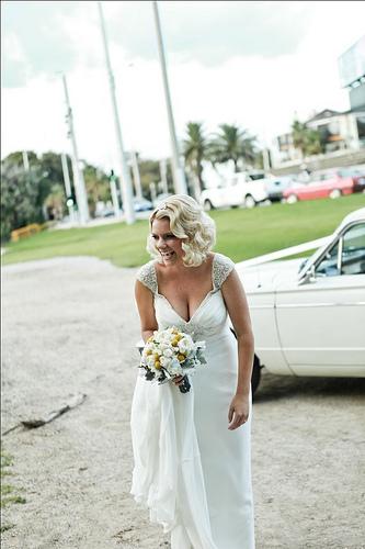 Bride Arrives Late