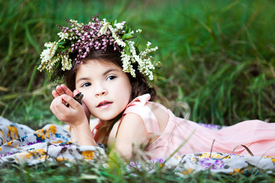 Australian Flowergirl Inspiration029 Sweet Flowergirl Inspiration