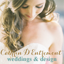 Cathrin D'Entremont Weddings and Events Bride banner