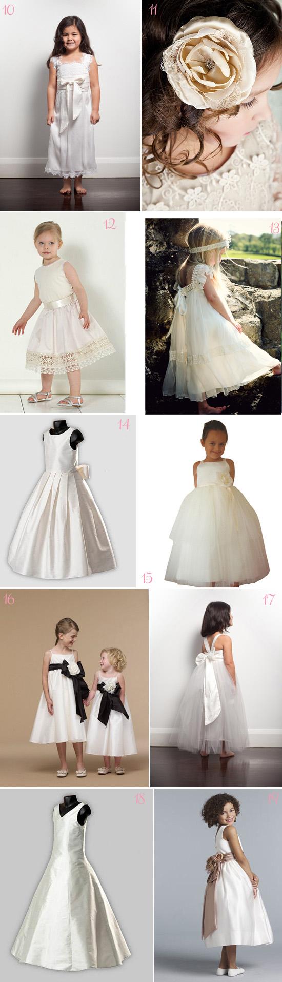 Flower Girl Dresses Australia2 Fluffy Flowergirl Dresses