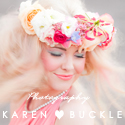 Karen Buckle Bride banner